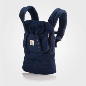 Ergobaby Babycarrier Organic Blue/Navy Kantoreppu