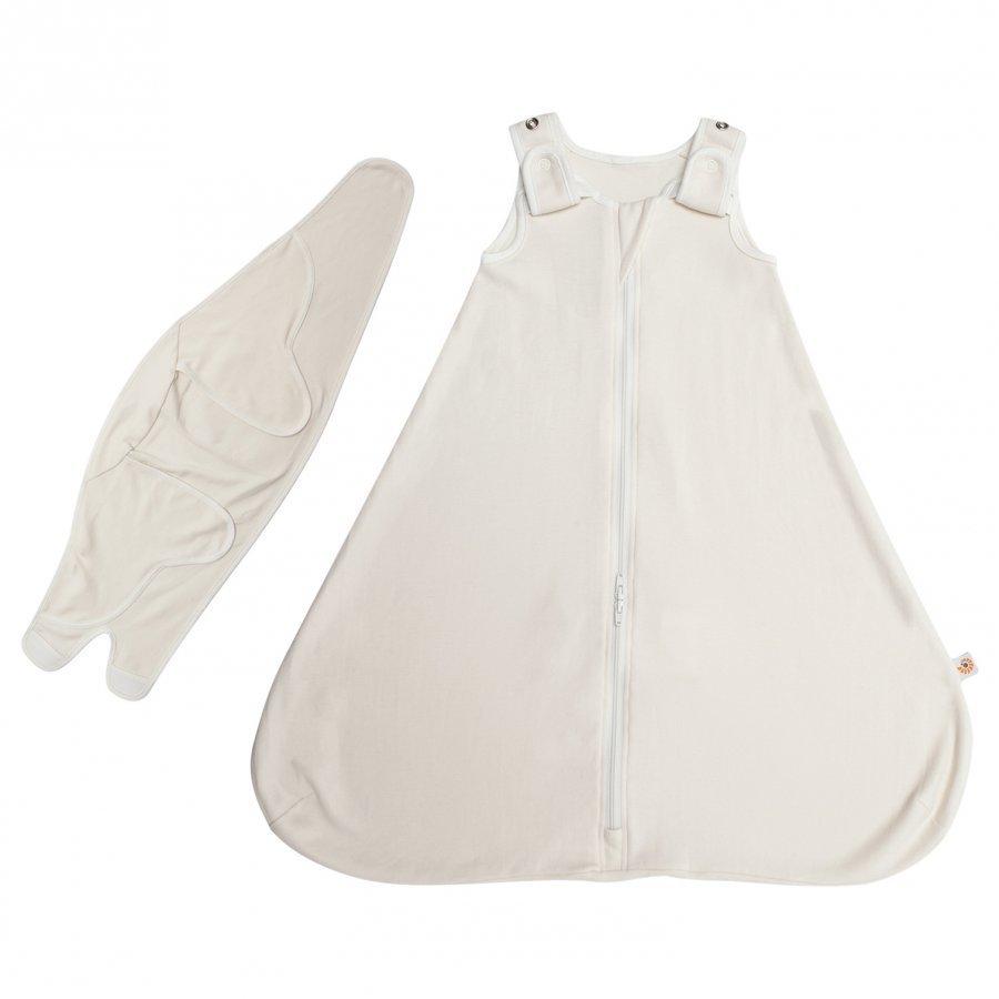 Ergobaby Natural Sleeping Bag And Swaddle Set 0 9 Months Vauvan Makuupussi