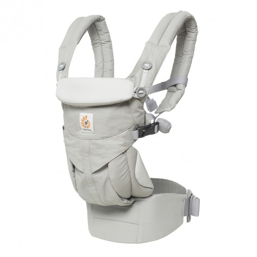 Ergobaby Omni 360 Baby Carrier All-In-One Grey Kantoreppu