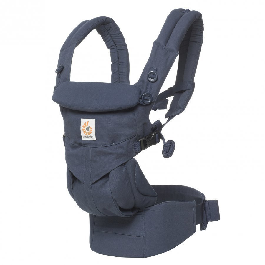 Ergobaby Omni 360 Baby Carrier All-In-One Midnight Blue Kantoreppu