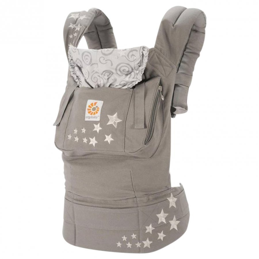 Ergobaby Original Galaxy Grey Kantoreppu