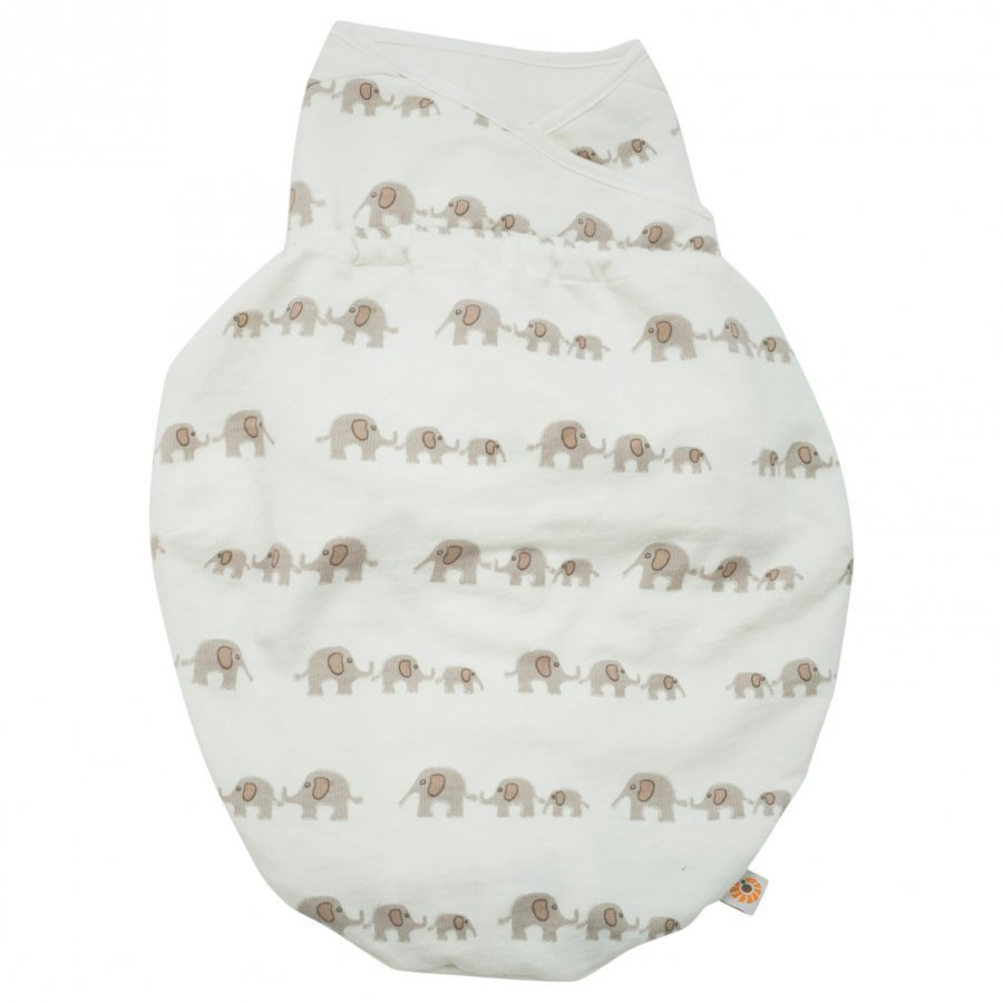 Ergobaby Original Swaddler Elephants Yöpuku