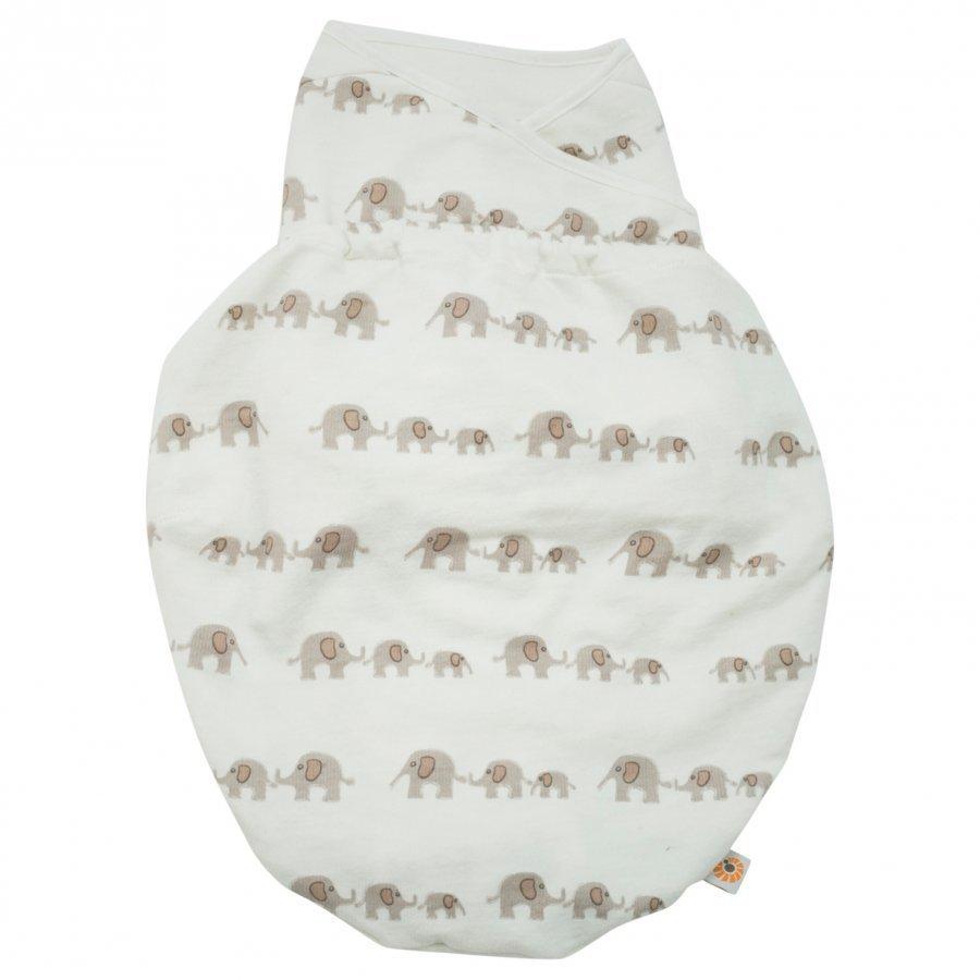 Ergobaby Original Swaddler Elephants Yöpuku