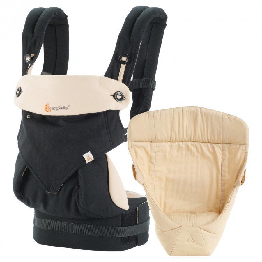 Ergobaby Startpack 360 Svart/Camel Easysnug Kantoreppu