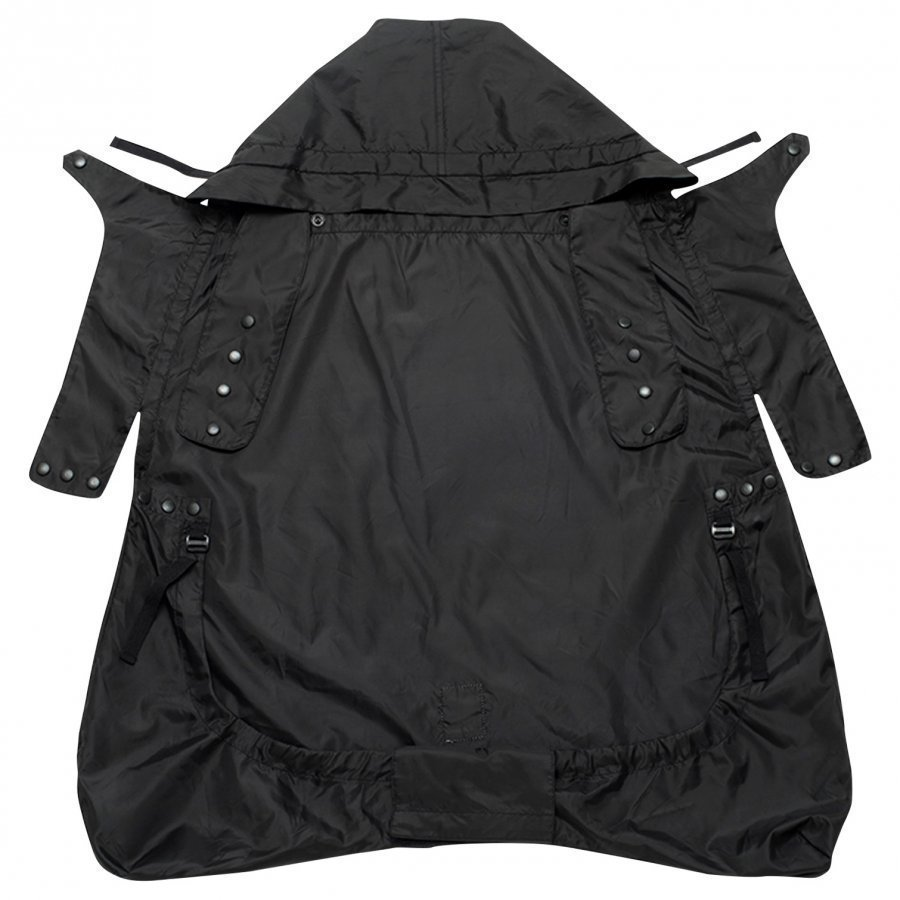 Ergobaby Weather Cover Black Kantoreppu