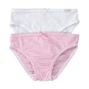 Esprit Cute Mini Stripe Alushousut 2 Pack