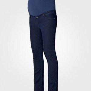 Esprit Maternity Jeans Otb Straight Darkwash Farkut Äidille