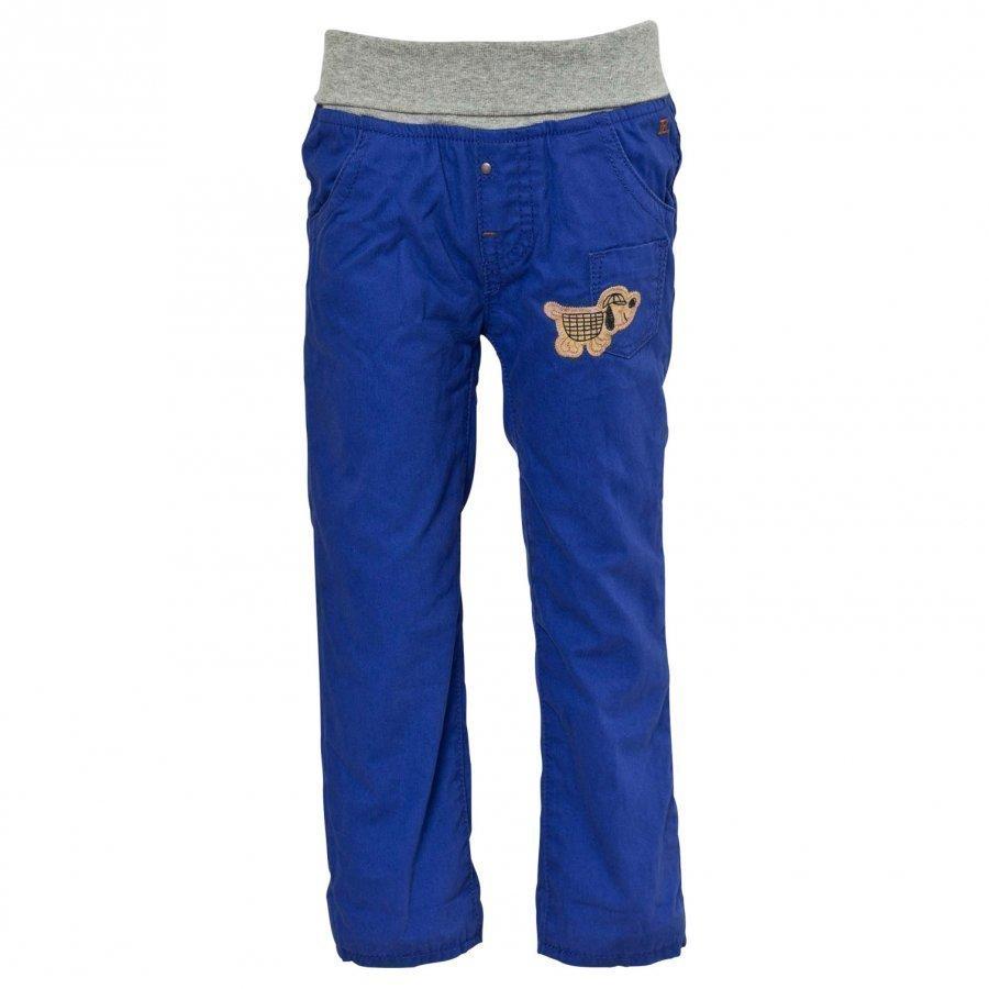 Esprit Pant Woven Delft Blue Housut