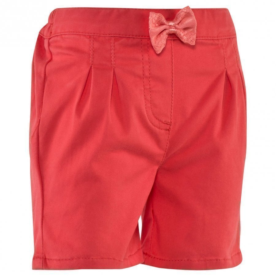 Esprit Shortsit Coral Punaiset Shortsit