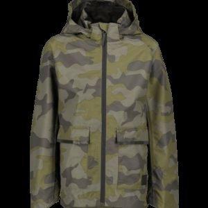 Everest Rain Function Jacket Sadetakki
