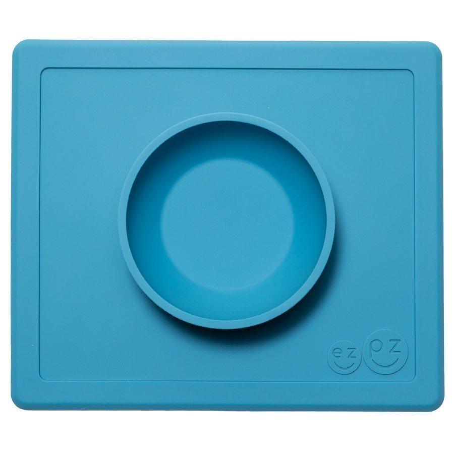 Ezpz Happy Bowl Ruokailualusta Sininen