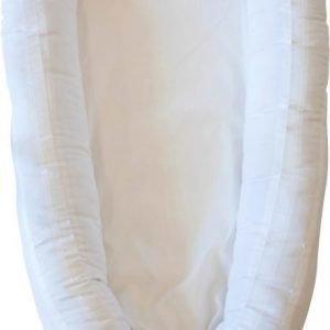 Färg & Form Cozy bed Eco Valkoinen