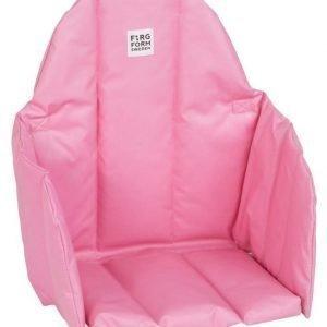 Färg & Form Istuinpehmuste syöttötuoliin Vaaleanpunainen