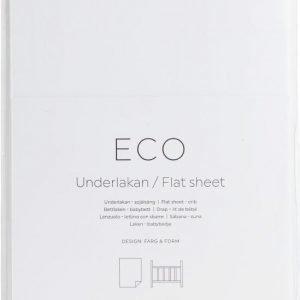 Färg & Form Lakana Pinnasänky Eco Valkoinen
