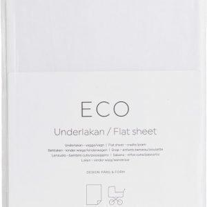 Färg & Form Lakana Vaunut/vauvansänky Eco Valkoinen