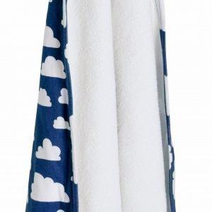 Färg & Form MOLN Huppupyyhe Sininen