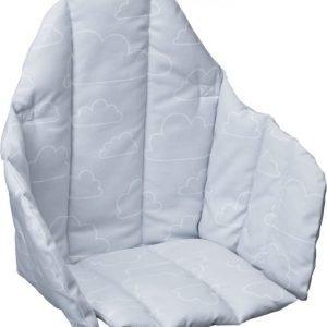 Färg & Form Moln Syöttötuolin istuinpehmuste Sininen