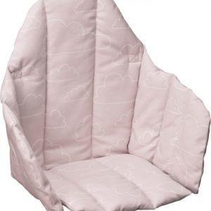 Färg & Form Moln Syöttötuolin istuinpehmuste Vaaleanpunainen