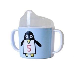 Färg & Form Nokkamuki Penguin Pals Sininen