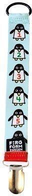 Färg & Form Penguin Pals Tuttinauha 24 cm Sininen
