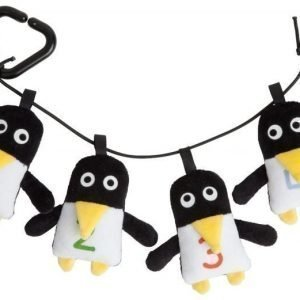 Färg & Form Vaunulelu Penguin Pals
