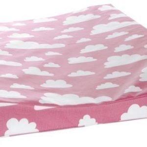 Färg & form Moln Hoitopöydän alusta Pinkki