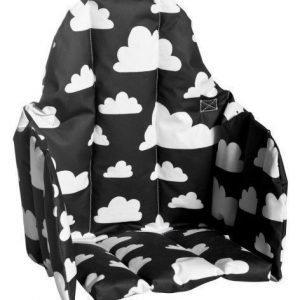 Färg & form Moln Lastentuolin istuinosa Musta