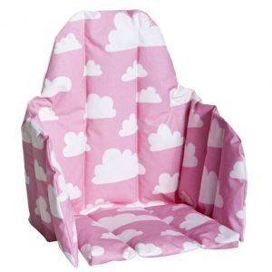 Färg & form Moln Lastentuolin istuinosa Pinkki