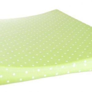 Färg & form Pilkullinen Hoitopöydän alusta Vaaleanvihreä