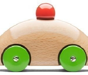 F1 Streamliner puuauto Playsam
