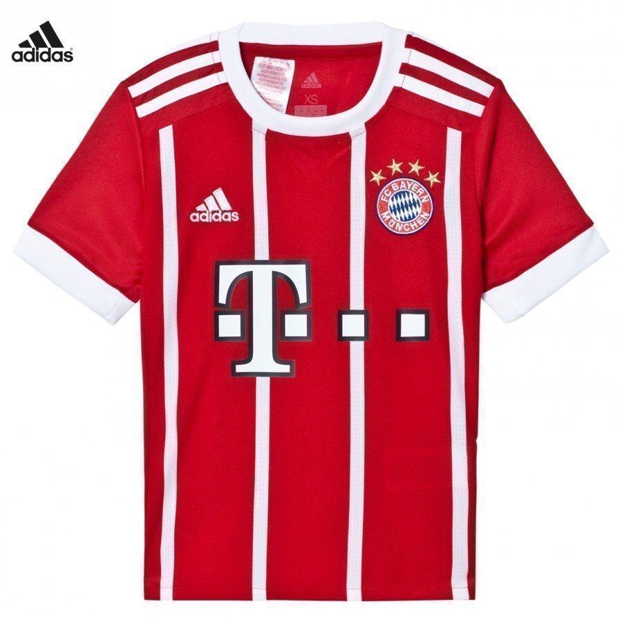 FC Bayern München ´17 Junior Home Shirt Jalkapallopaita