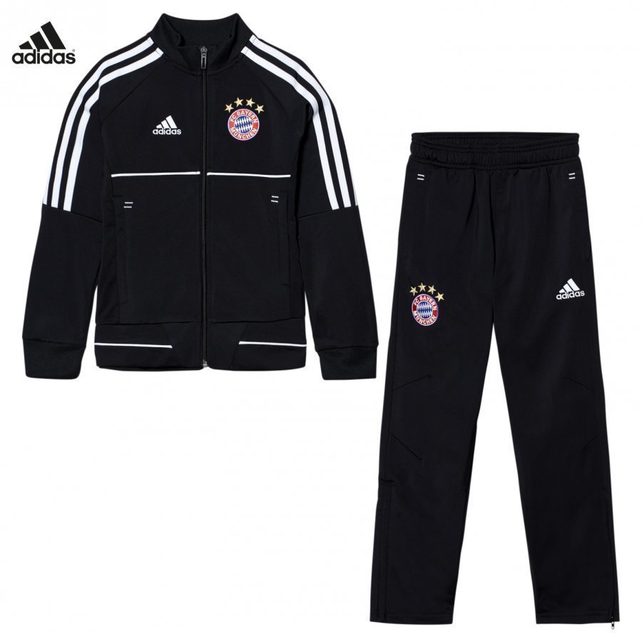 FC Bayern München ´17 Junior Training Tracksuit Jalkapalloasu