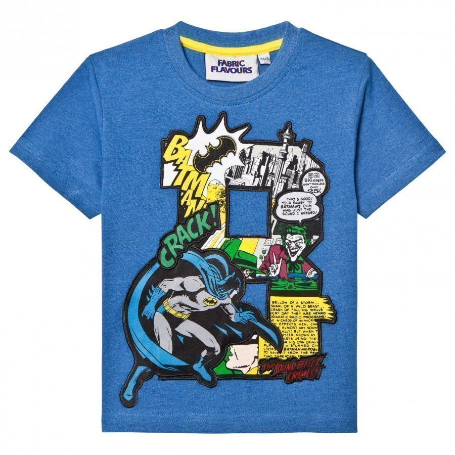 Fabric Flavours Batman B Graphic Tee T-Paita
