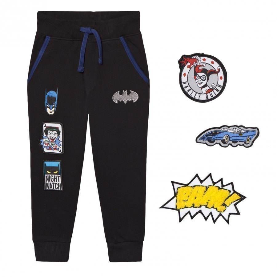 Fabric Flavours Batman Interchangeable Patch Sweatpants Verryttelyhousut