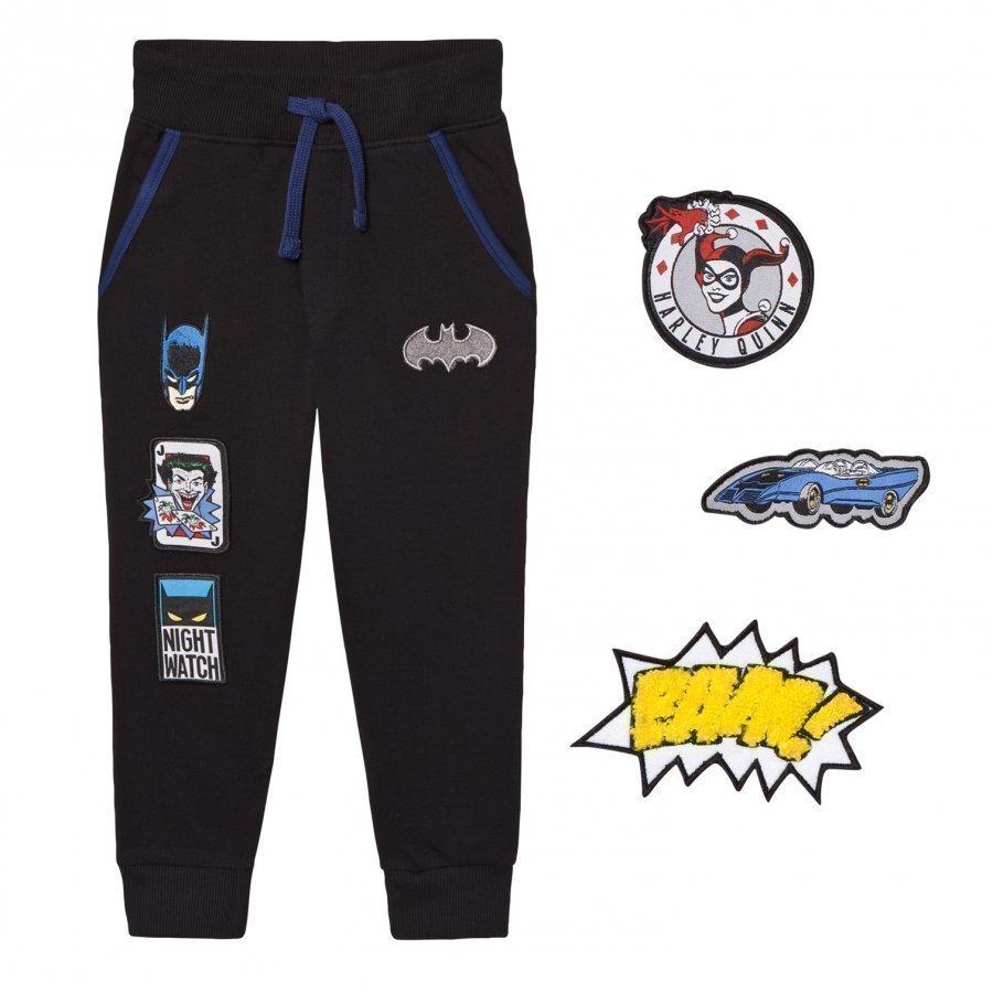 Fabric Flavours Batman Interchangeable Patch Sweatpants Verryttelyhousut
