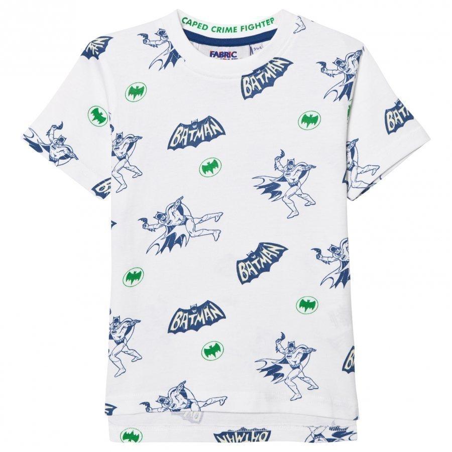 Fabric Flavours Batman Repeat Print T-Shirt T-Paita