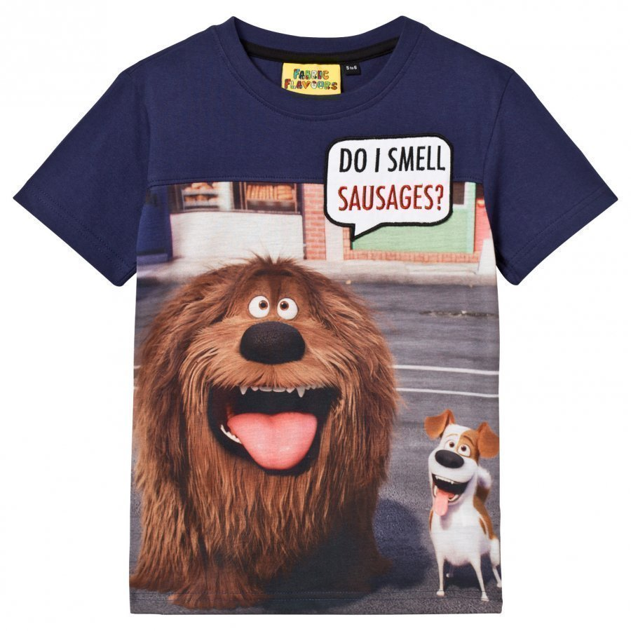 Fabric Flavours Do I Smell Sauasages T-Shirt T-Paita