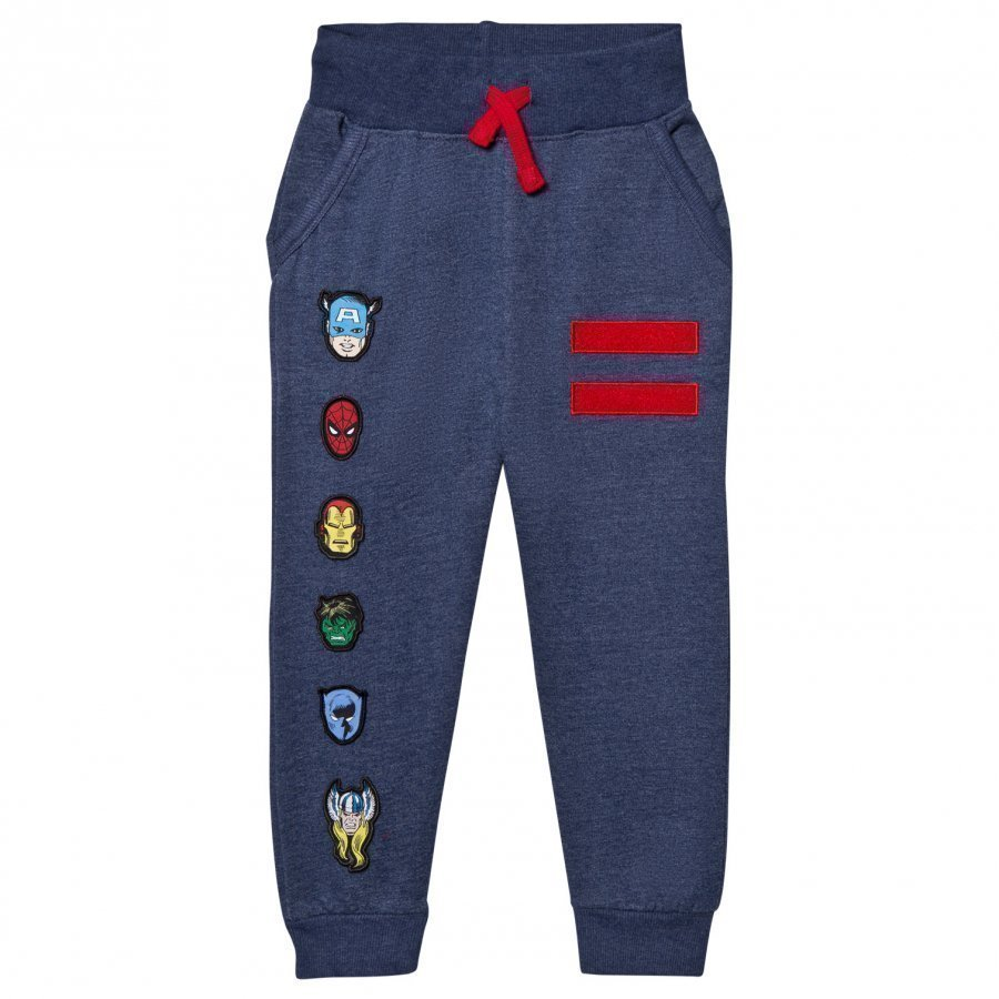 Fabric Flavours Marvel Interchangeable Patch Sweatpants Verryttelyhousut