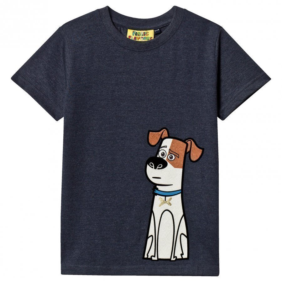 Fabric Flavours Max Pets Tee T-Paita