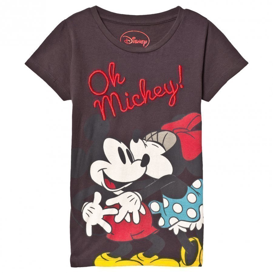 Fabric Flavours Oh Mickey! T-Shirt T-Paita