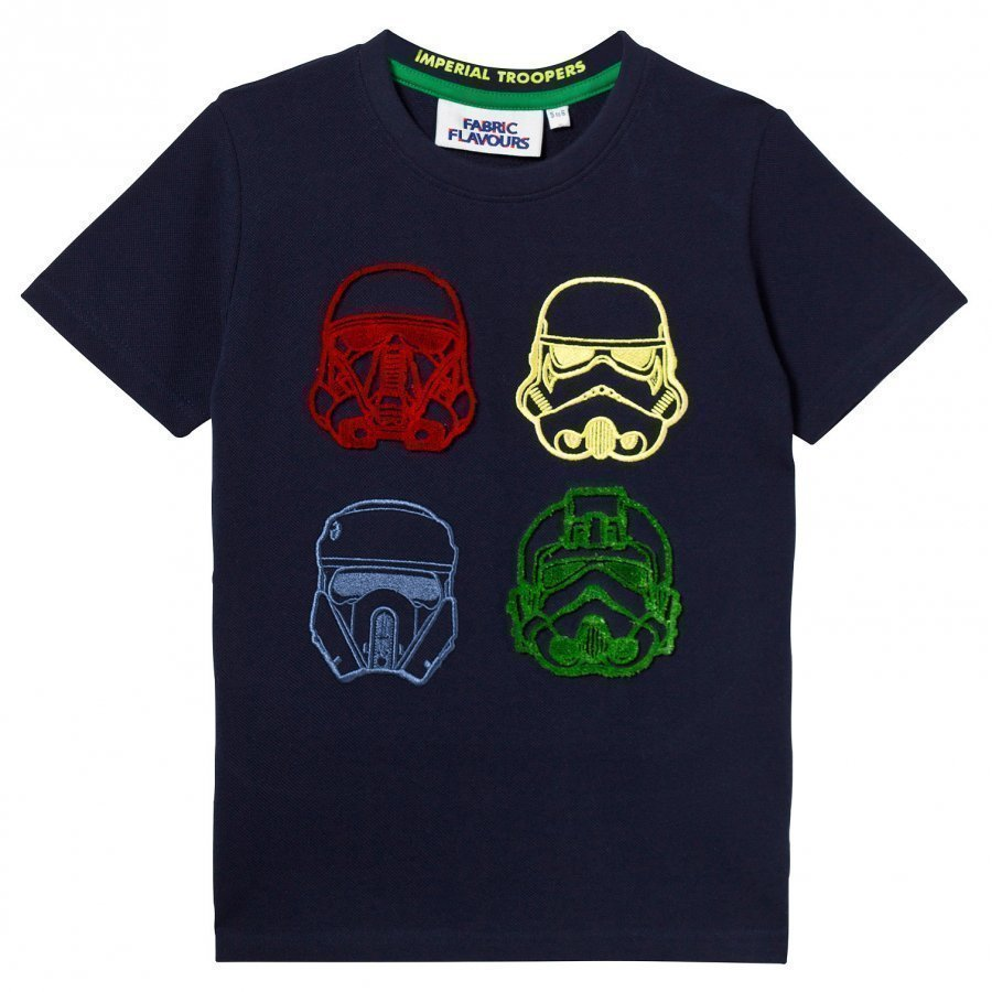 Fabric Flavours Rogue One Cotton-Piqué Trooper T-Shirt T-Paita
