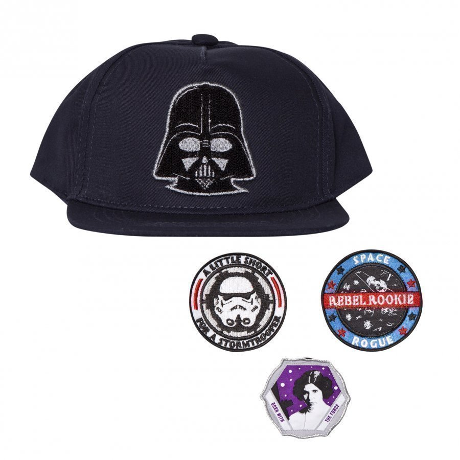 Fabric Flavours Star Wars Interchangeable Patch Cap Lippis