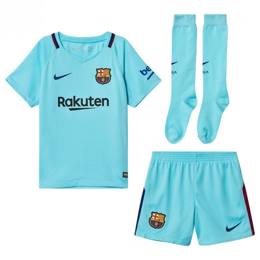 Fc Barcelona Away Kit Jalkapalloasu