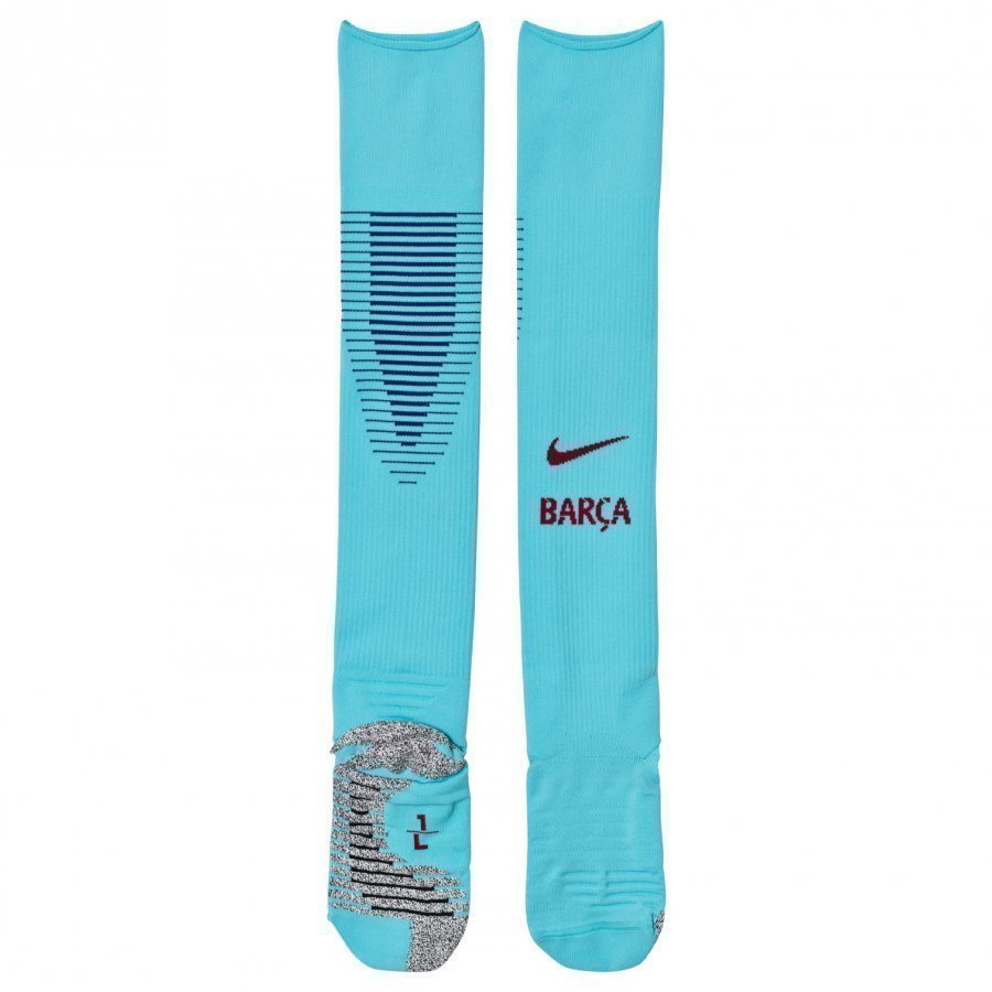 Fc Barcelona Blue Socks Jalkapallosukat