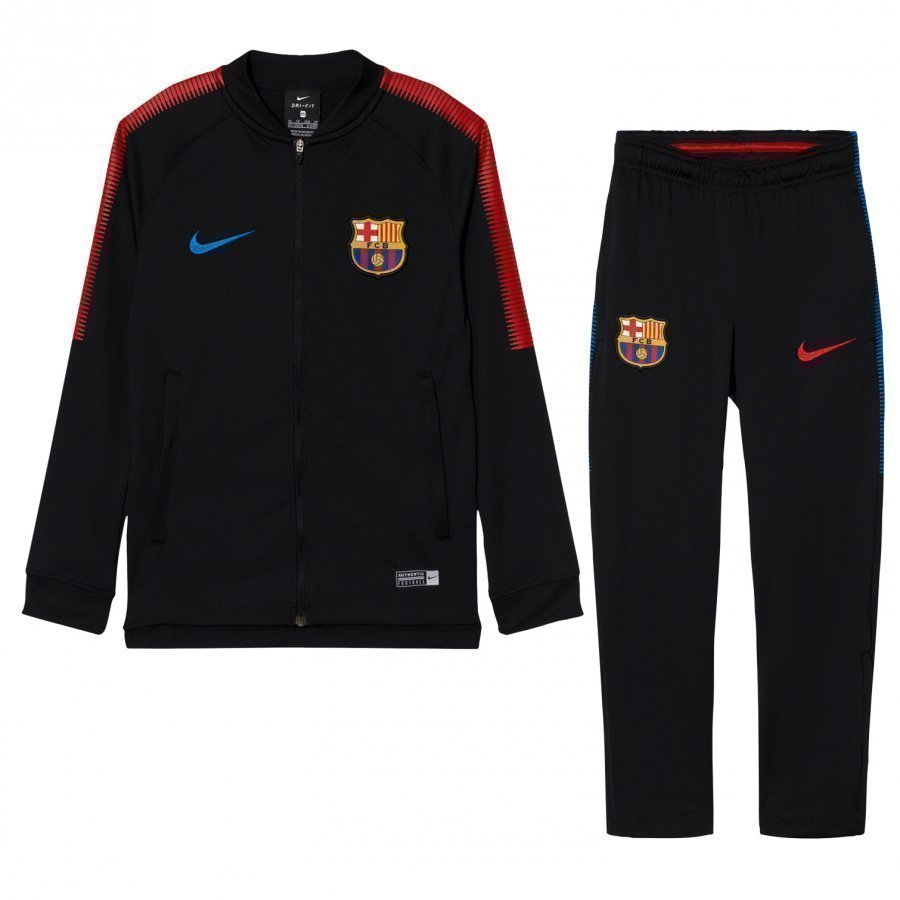 Fc Barcelona Dry Squad Tracksuit Jalkapalloasu