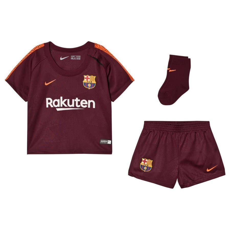 Fc Barcelona Infant Third Kit Jalkapalloasu