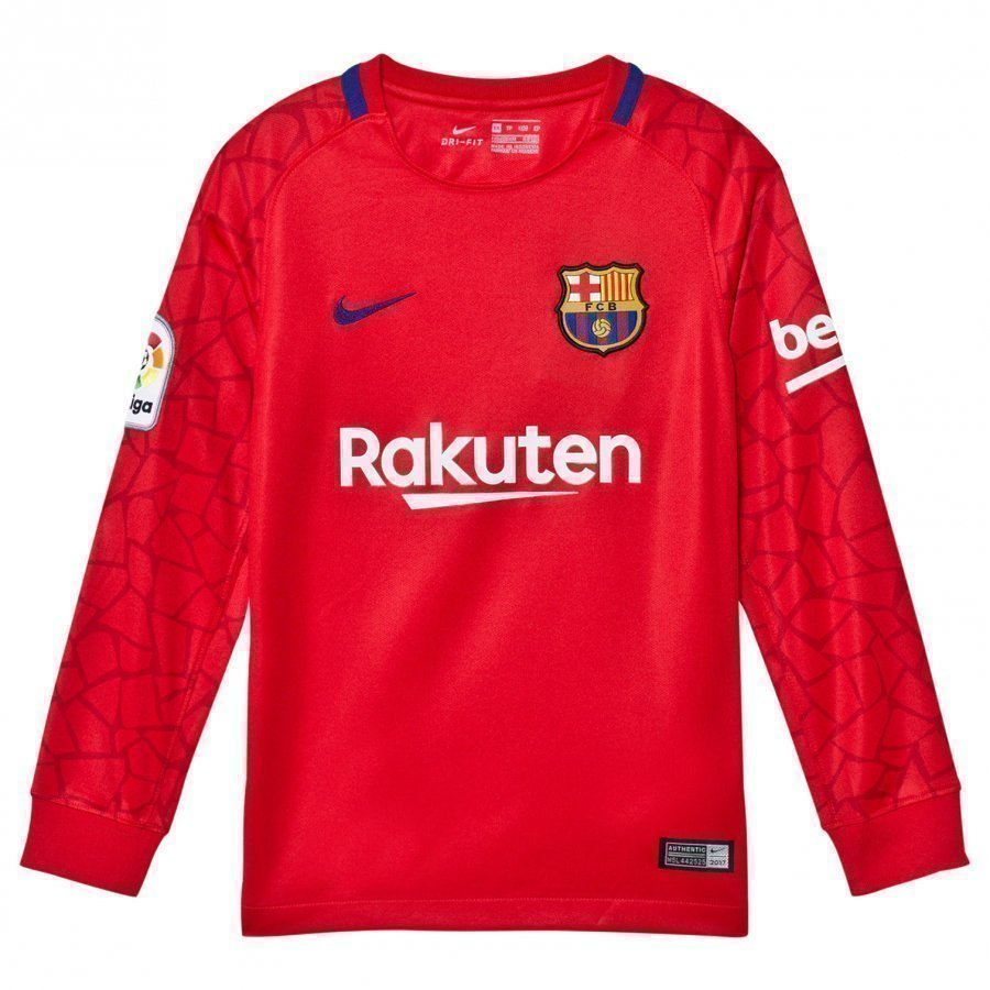 Fc Barcelona Junior Stadium Goal Keeper Shirt Jalkapallopaita