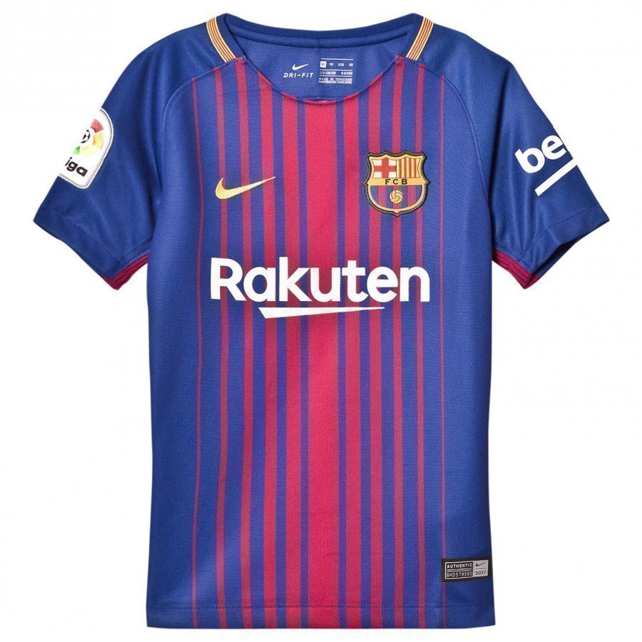 Fc Barcelona Stadium Home Jersey Jalkapallopaita