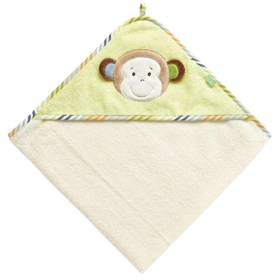 Fehn Monkey Donkey Hupullinen Kylpypyyhe Apina