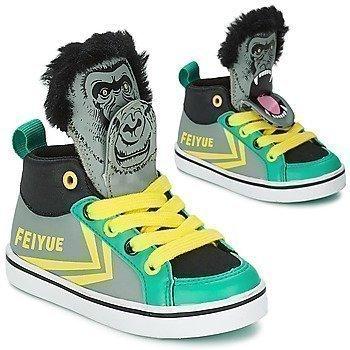 Feiyue DELTA MID ANIMAL korkeavartiset kengät